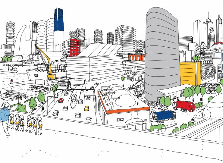 Smart city or municipalities